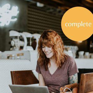 <b>Completo</b>, para pequeños negocios
