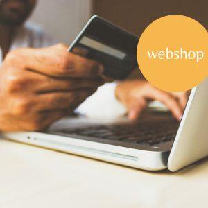 <b>Webshop</b>, para vender tus productos online